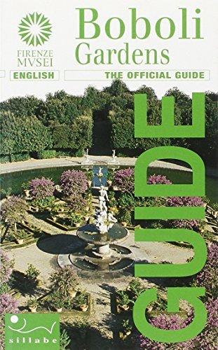 (By Litta Medri - Boboli Gardens (The Official Guide) (1905-07-09) [Paperback])
