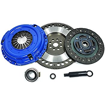 PPC STAGE 1 CLUTCH KIT+FLYWHEEL 5/92-99 ECLIPSE TALON LASER FWD 7BOLT 2.0L TURBO
