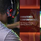 RUNMUS Gaming Headset Xbox One Headset with 7.1