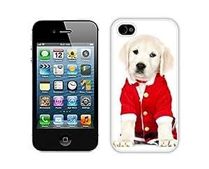 2016 plus Newest Christmas Dog White iPhone 6 plus Case 39