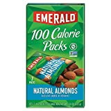 100 Calorie Pack All Natural Almonds, 0.63oz Packs, 84/carton