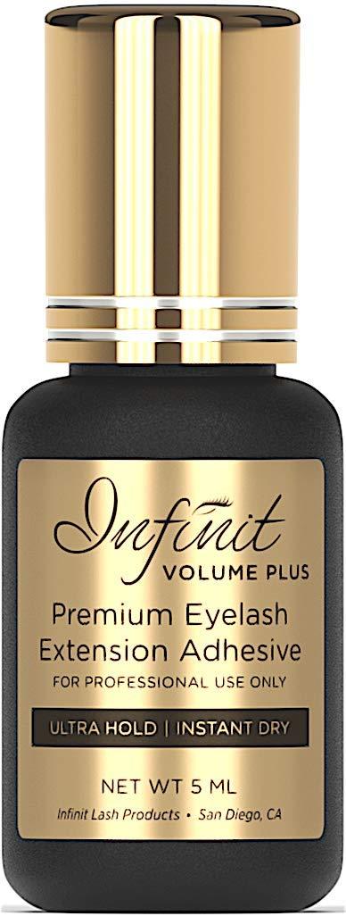 Infinit Ultra Strong Eyelash Extension Glue - Best Individual Eyelashes Glue