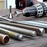 Deburring External Chamfer Tool Drill Bit Remove