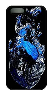 For SamSung Galaxy S6 Phone Case Cover Creative Water Polo PC Custom For SamSung Galaxy S6 Phone Case Cover Black
