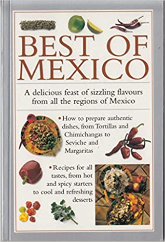 Book Best of Mexico