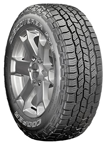 (Cooper Discoverer A/T3 4S All- Terrain Radial Tire-265/70R17 115T)