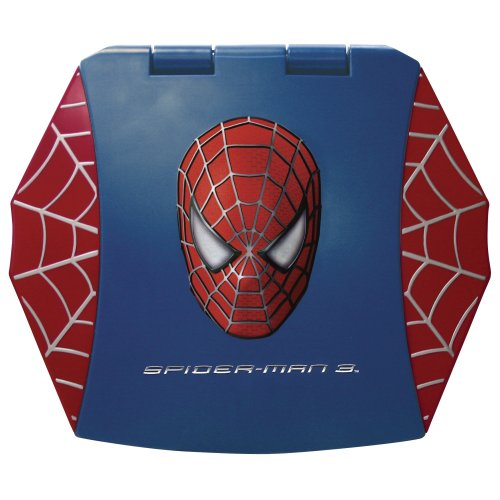 KIDdesigns Spider-Man Spider-Smart Learning Laptop (Translate The Word Love In Different Languages)