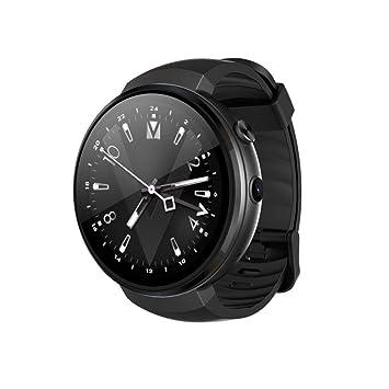 ZLOPV Pulsera Activa Z28 4G Smart Watch Android 7.0 ROM 16G ...