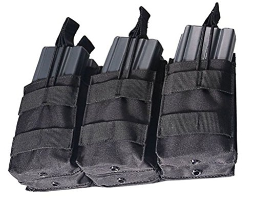 Used, HFDA M4 M16 AR15 Magazine Pouch - Open Top Mag Holder for sale  Delivered anywhere in Canada