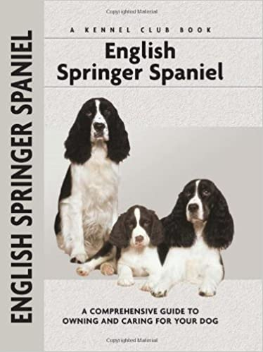 English Toy Spaniel (Comprehensive Owners Guide)