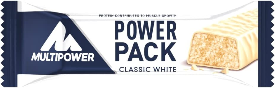 Multipower Power Pack Classic White - 24 Barras