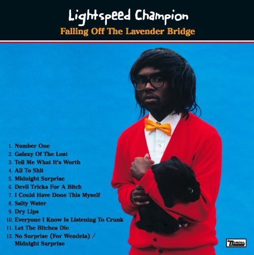 Falling Off the Lavender Bridge by LIGHTSPEED CHAMPION (2008-02-05)