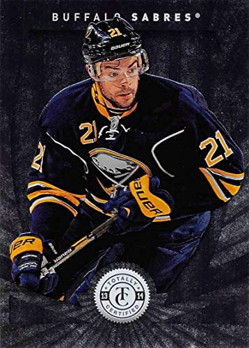 (2013-14 Panini Totally Certified Hockey #46 Drew Stafford Buffalo Sabres)