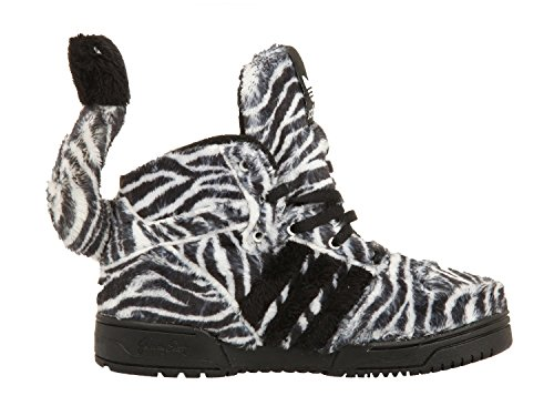 Scott White adidas Zebra Kids Black Jeremy Black White G95762 JS I 4qwz5q