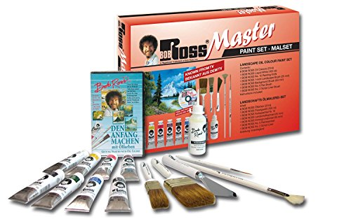 Martin/F. Weber Bob Ross Master Paint Set]()