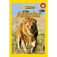 Aslanlar Seviye 1: National Geographic Kids