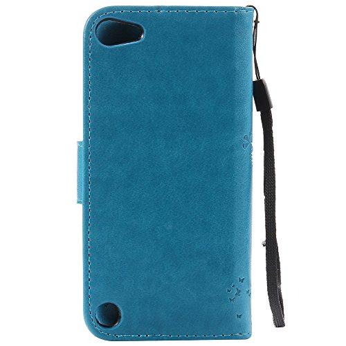 Buy blue wallet case for ipod