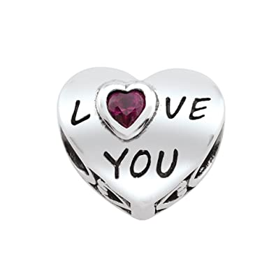 c1b3d1453 Amazon.com: Persona 925 Sterling Silver You are Special Charm ...