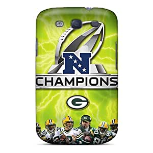 Hladdy Snap On Hard Case Cover Green Bay Packers Protector For Galaxy S3