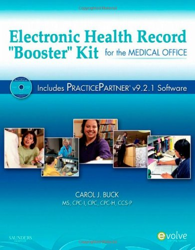 Electronic Health Record Booster Kit for the Medical Office with Practice Partner, 1e