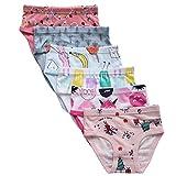 The Kite Kids Underwear for Girls Toddler Panties Size 7 6