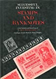 img - for Successful in investing in stamps and banknotes. book / textbook / text book