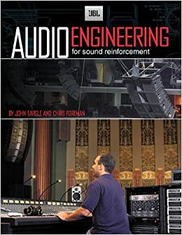 Book Jbl Audio Engineering for Sound Reinforcement