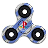 Play Station Video Game Logo Tri Fidget Hand Spinner Finger Toy