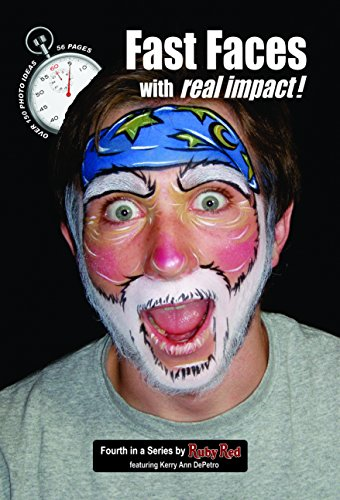 Ruby Red Paint, Inc. BOOFAST Face Paint with