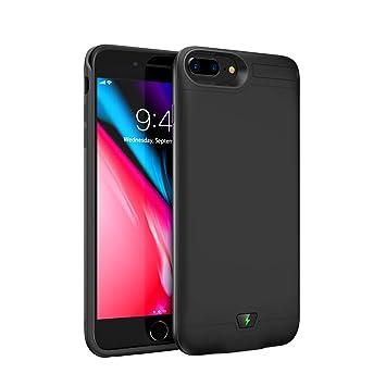 CASEWRS Funda Batería para iPhone 7 Plus iPhone 8 Plus ...