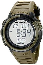 Freestyle Men's Mariner Green Digital Watch
