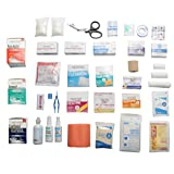 OSHA First Aid Kit Refill Pack for 3 Shelf Cabinet With Medications