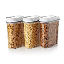 OXO Good Grips 3 Piece Cereal Dispenser Set