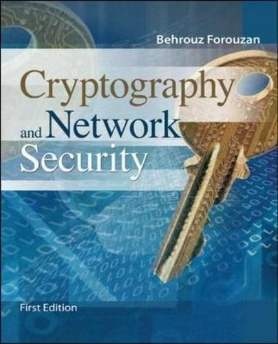 Cryptography & Network Security (McGraw-Hill Forouzan Networking) by McGraw-Hill Education