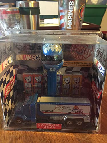 NASCAR Jeff Gordon's Truck PEZ Set