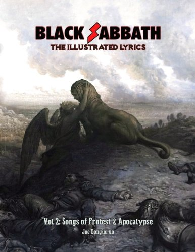 Black Sabbath: The Illustrated Lyrics Vol 2: Songs of Protest & Apocalypse (Volume 2)
