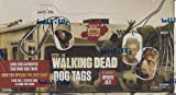 The Walking Dead Dog Tags ''Season 2 Update Set'' 24-Pack Factory Sealed Box