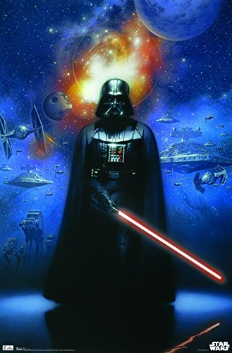 Trends International Star Wars Vader Wall Poster 22.375