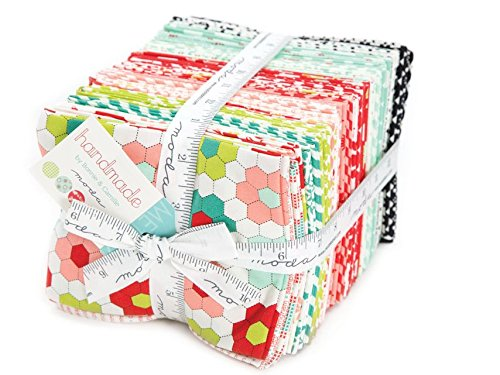 Bonnie & Camille Handmade 40 Fat Quarter Bundle Moda Fabrics 55140AB by Moda Fabrics