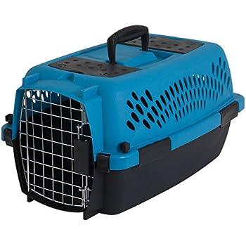 Amazon Com Aspen Pet Pet Porter Plastic Kennel Up To 10