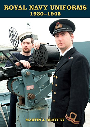 [Royal Navy Uniforms 1930-1945] (Ww2 Navy Uniforms)