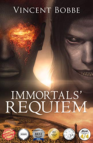 Immortals' Requiem: An Epic Grimdark Fantasy by [Bobbe, Vincent]