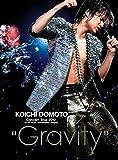 "KOICHI DOMOTO Concert Tour 2012 ""Gravity""(初回生産限定仕様) [DVD]"
