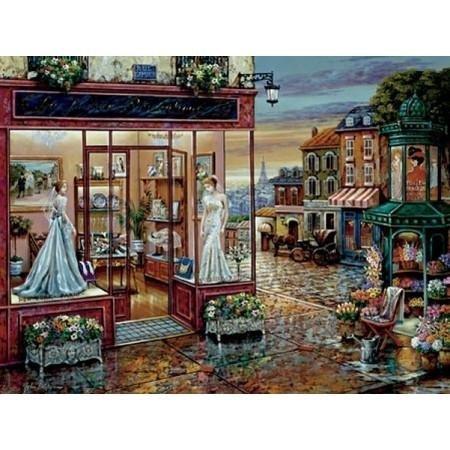 FX Schmid The Wedding Shop Puzzle, 300pc