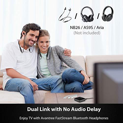 Avantree HT4186 Wireless Headphones image 4
