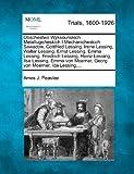 Obschestwo Wyksounskich Metallugicheskich I Mechanicheskich Sawadow, Gottfried Lessing, Irene Lessing, Walter Lessing, Ernst Lessing, Emma Lessing, Fr, Amos J. Peaslee, 1275086829