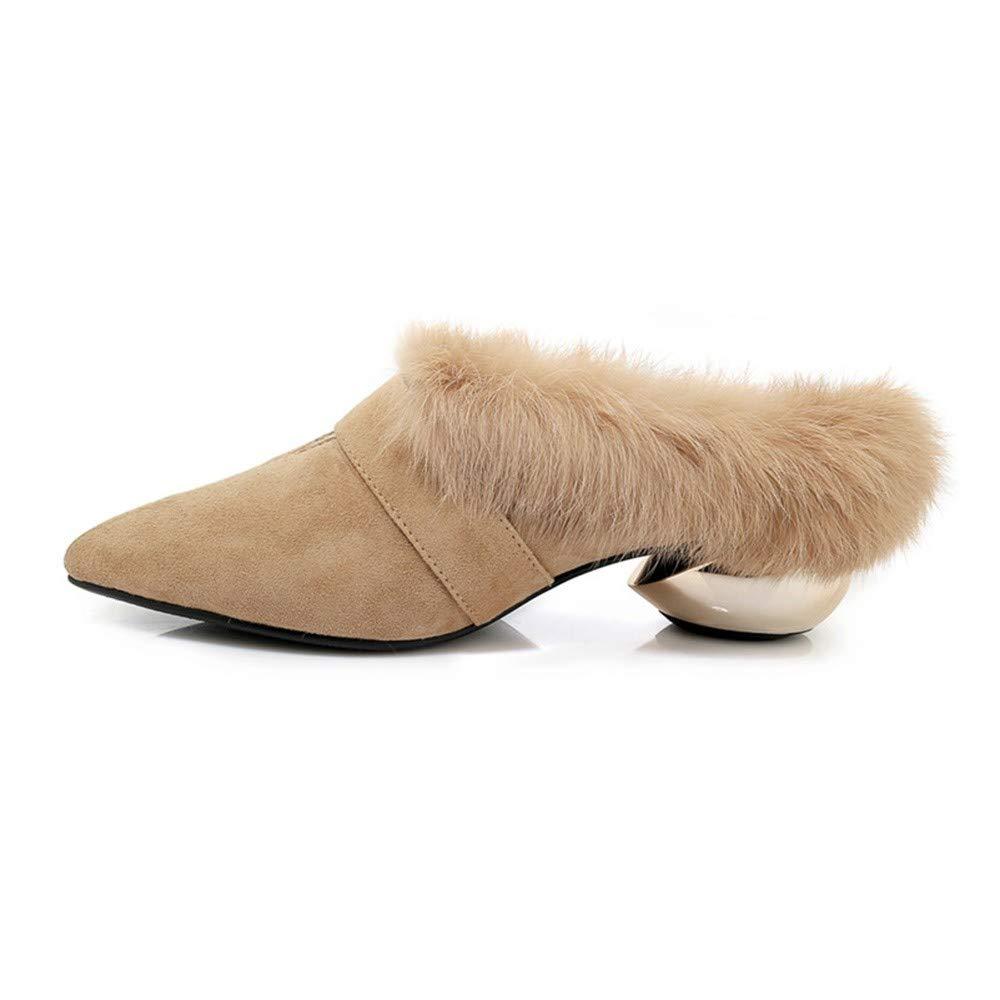 UENGF High Heel Frauen Frühling Herbst Spitz Party Schuhe Schuhe Schuhe Frau High Heels Freizeitschuhe Prom Pumps 2430c4
