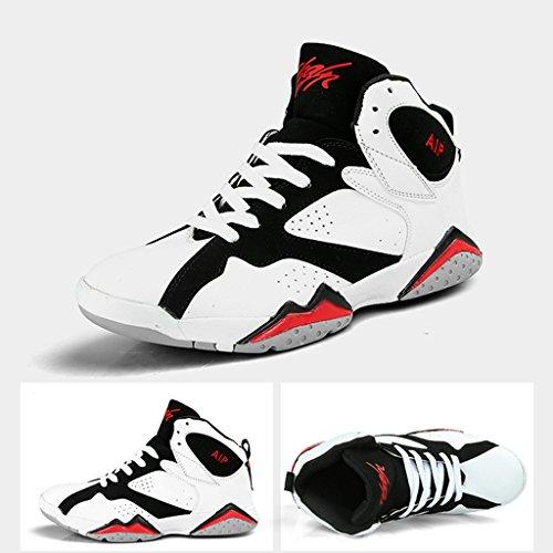 Turnschuhe Paare Basketball Schuhe Casual Leichte Laufschuhe Anti-Rutsch-Breathable Turnschuhe 36-44