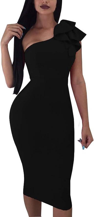 Millenniums Midi Sexy Robe De Soiree Mi Longue Hors Epaule Empire Couleur Unie Elegant Pin Up Robes Cocktail Bal Robe De Mariage Grande Taille S 2xl Blanc 2xl 42 Amazon Fr Vetements Et Accessoires