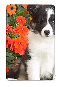 Elizabethshelly Fashion Protective Nature Flowers Animals Dogs Puppies Case Cover For Ipad Mini/mini 2